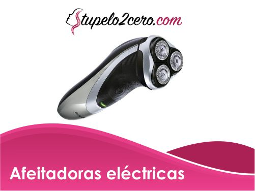 Afeitadoras eléctricas