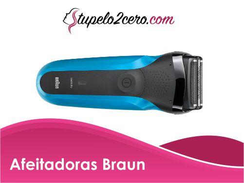 Afeitadoras Braun