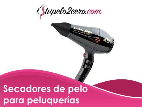 Secadores de pelo para peluquerías
