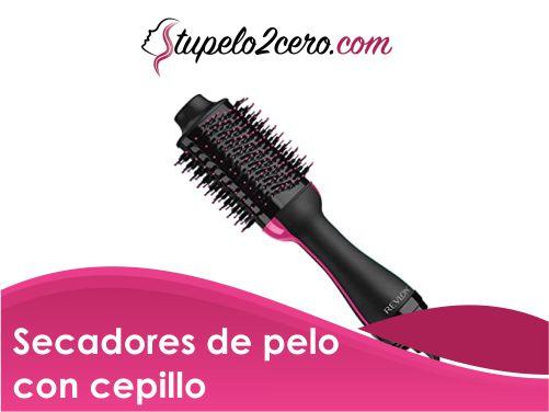 Secadores de pelo con cepillo